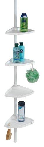 Bajada de precio temporal: Repisa en esquina para ducha Wenko 3201010100