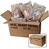 5ive Star Gear Meals Ready-to-Eat - Case of 12