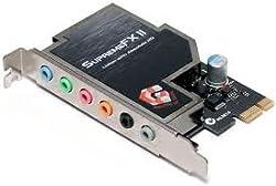 ASUS SUPREME FX II PCIe SOUNDCARD; OEM