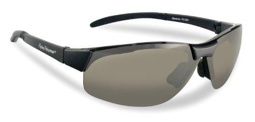 フライング フィッシャーマン MAVERICK SMOKE 釣用 フィッシング 偏光サングラス Polarized Sunglasses [並行輸入品]