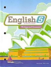 9781579249397: English 5 Student Worktext