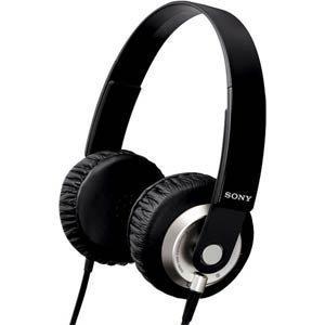 SONY ステレオヘッドホン XB300 MDR-XB300