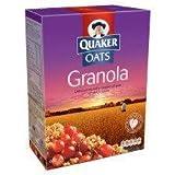 Quaker Oats Granola 600G
