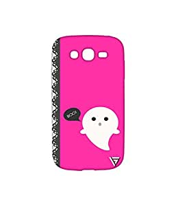 Vogueshell Boo Printed Symmetry PRO Series Hard Back Case for Samsung Galaxy Grand Neo Plus