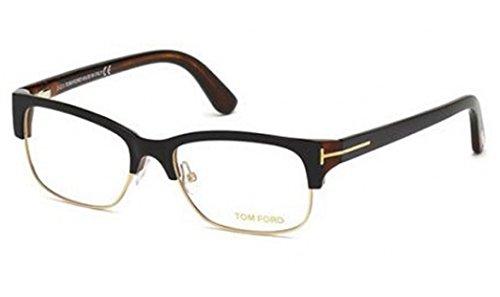 Tom Ford Eyeglasses TF 5307 005 Shiny Black-Havana FT5307 (Tom Ford Glasses For Men compare prices)