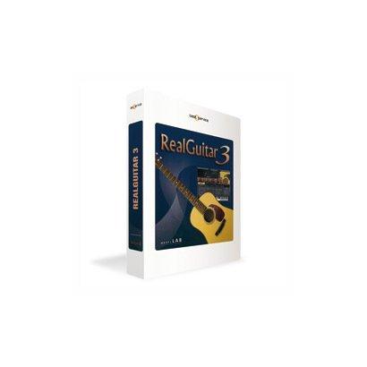 Music Lab ミュージックラボ ギター音源 プラグインソフト REAL GUITAR 3 【国内正規品】