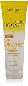 John Frieda Sheer Blonde Go Blonder L…