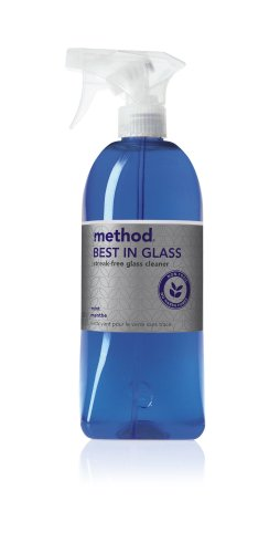 Window Wash Glass & Surface Cleaner, Mint, 28-Ounce Bottles (Pack of 8)