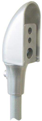 My-Wall-HS1L-Standfu-fr-Lautsprecher-Belastbarkeit-10kg-2-er-Pack-silber