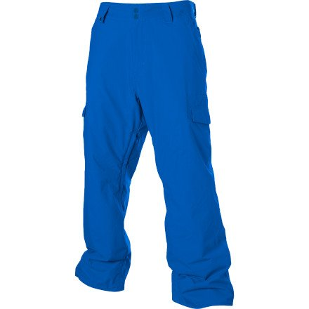 Quiksilver Drill Insulated Pant - Men's Royal, S