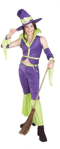 Witch Halloween Costumes for Teens