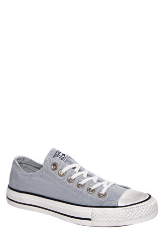 Converse Unisex Ct All Star Washed Canvas Ox 142227f Low Top Sneaker