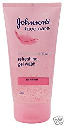 Johnsons Face Care Daily Essentials Refreshing Gel Wash for Normal Skin 150ml