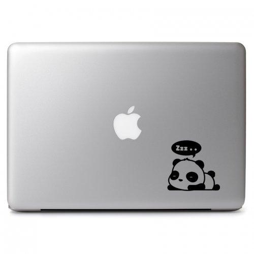 Cute Sleeping Dreaming Panda - Macbook Air 11
