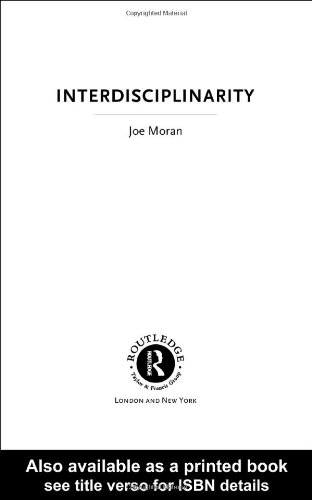Interdisciplinarity (The New Critical Idiom)