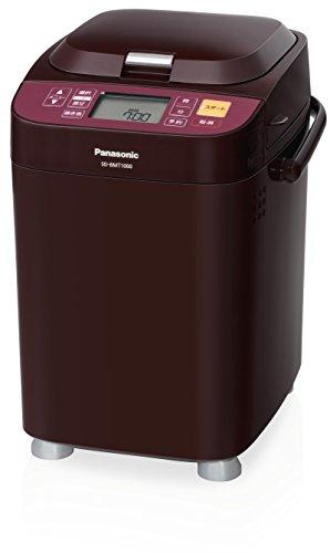 Panasonic ホームベーカリー 1斤タイプ  ブラウン SD-BMT1000-T