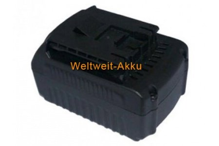 18,00V 3000mAh Li-Ion Kompatibler Ersatz f&#252;r BOSCH 24618-01, 3601H61S10, 36618-02, BSH180, CAG180-01, DGSH-181, FHN180, GCB 18 V-LI, GHO 18 V-LI, GKS 18 V-LI, GSA 18 V-LI, GSK 18 V-LI, GST 18 V-LI, Werkzeug Akku