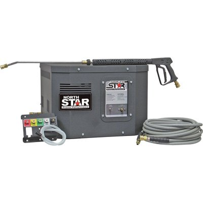 Northstar Electric Cold Water Stationary Pressure Washer - 3000 Psi, 2.5 Gpm, 230 Volt