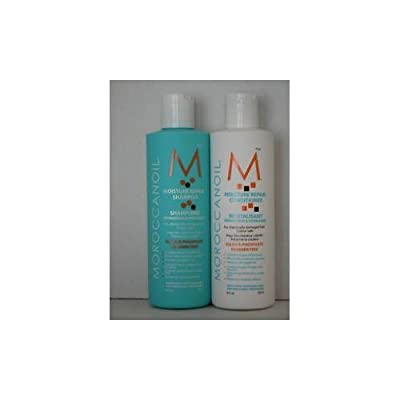 Best Cheap Deal for Moroccanoil Moisture Repair Shampoo & Conditioner Combo Set (8.5 oz each) from Moroccanoil - Free 2 Day Shipping Available