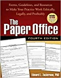 img - for The Paper Office 4th (forth) edition Text Only book / textbook / text book