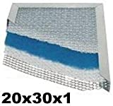 20x30x1 Electrostatic Washable Permanent A/C Furnace Air Filter