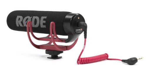 Rode Video Mic Go - Lightweight On Camera Microphone thumbnail