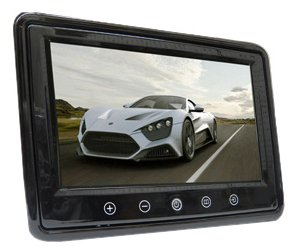Absolute Phm711 7-Inch Tft Lcd Panel Headrest