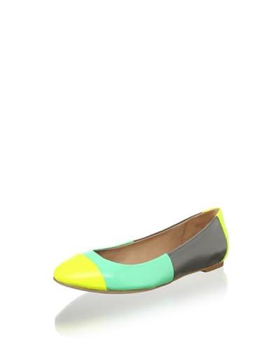 Ella Moss Women's Lanie Flat  [Neon Yellow]