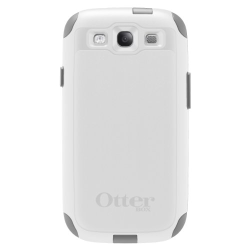 Otterbox Commuter Series Case For Samsung Galaxy S Iii - Retail Packaging - White