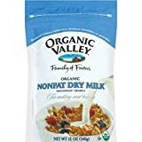 Organic Valley Nf Dry Milk, 12-Ounce (Pack of 12)