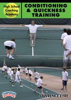 Buy Championship Productions Lawrence Eyre-High School Coaching Academy: Conditioning and Quickness Training DVD by Championship Productions