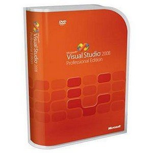 Microsoft Visual Studio 2008 Professional [OLD VERSION]