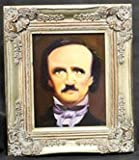 Haunted Picture With Frame - Edgar Allen Poe - Watches You Everywhere You Go - Magic Trick