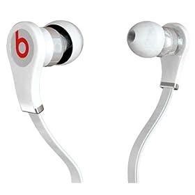 Monster Cable Beats by Dr. Dre Tour - Auriculares internos (función ControlTalk), color blanco