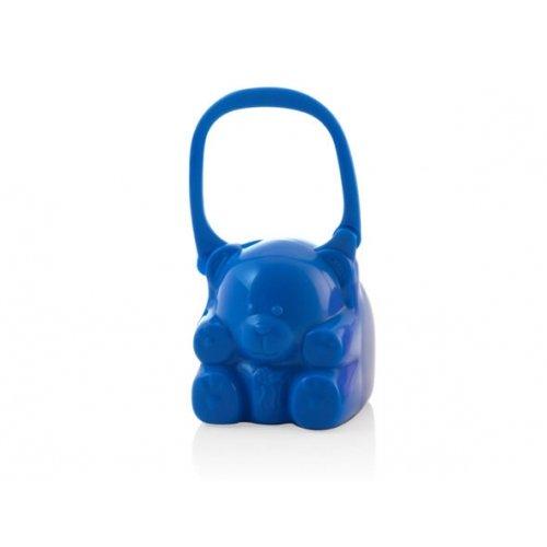 miniland-pacikeeper-osito-portachupetes-con-asa-para-el-transporte-color-azul