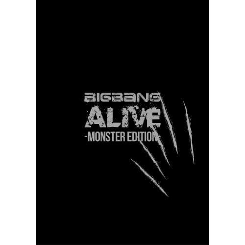 ALIVE –MONSTER EDITION-(CD+DVD+T-SHIRT)(初回生産限定盤)をAmazonでチェック
