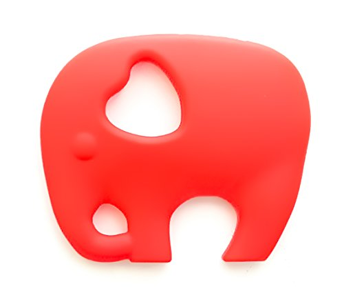 Baby Gamo Elephant Teether Toy - 1