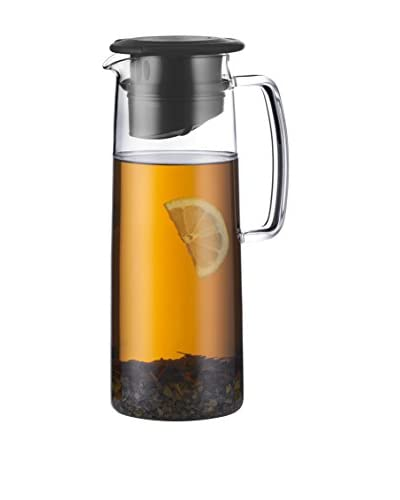 Bodum Biasca Black 40-Oz. Iced Tea Pitcher