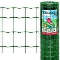 PVC Green Garden Fencing 3ft high- 25mts roll
