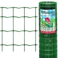 PVC Green Garden Fencing 3ft high- 25mts roll