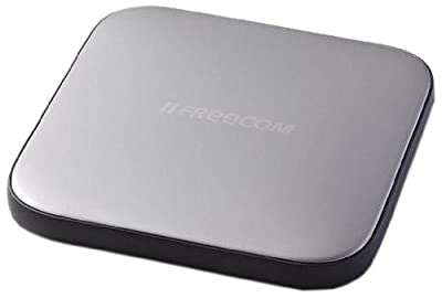 Freecom 56153 500GB Mobile Drive Sq USB 3.0 2.5 Inch External Hard Drive - Parent ASIN