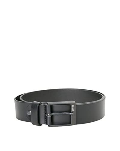 Big Star Cintura Belt_Men_Leather_1158 [Nero]