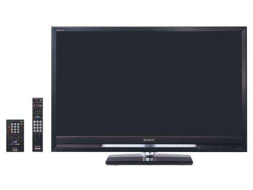 SONY 40V型 フルハイビジョン 液晶テレビ ブラック BRAVIA KDL-40F1-B