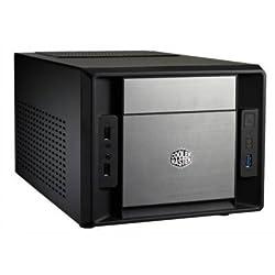 Cooler Master RC-120A-KKN1 Black Elite 120 Mini-Tower 1/0/(3) USB HD Audio Mini-ITX Computer Case