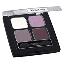 Isadora Eye Shadow Quartet 20 Classic Brown