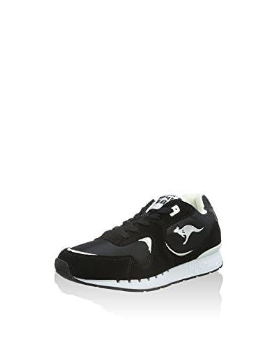 Kangaroos Sneaker Coil-r2 schwarz