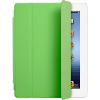 Apple MD309ZM/A Smart Case für Apple iPad 2/3/4 grün