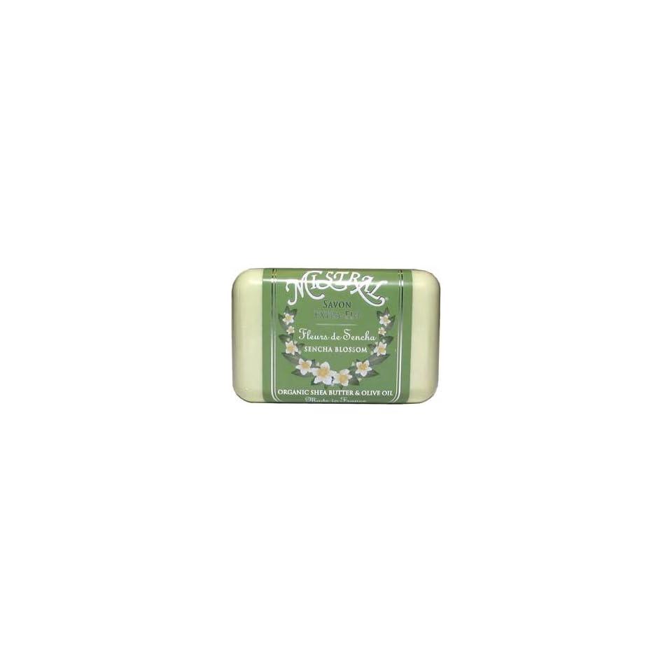 Mistral Shea Butter Soap   Sencha Blossom