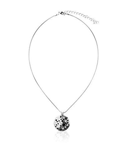 Kristall Boutique Made with Swarovski Elements Conjunto de cadena y colgante Sun
