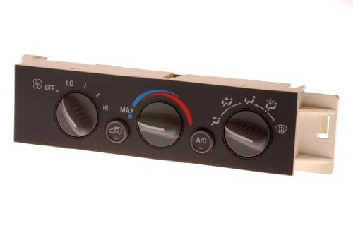 ACDelco 15-72548 GM Original Equipment Heating and Air Conditioning Control Panel (Control Panel For 1995 Chevy compare prices)